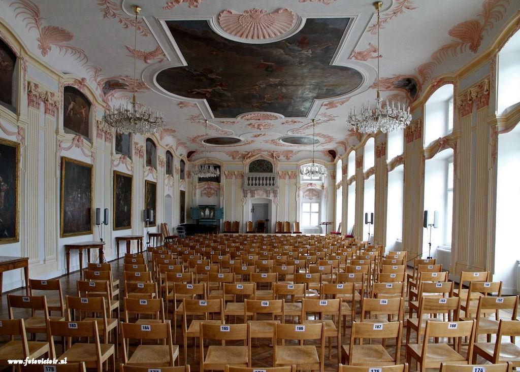 Zwitserland Klooster Einsiedeln