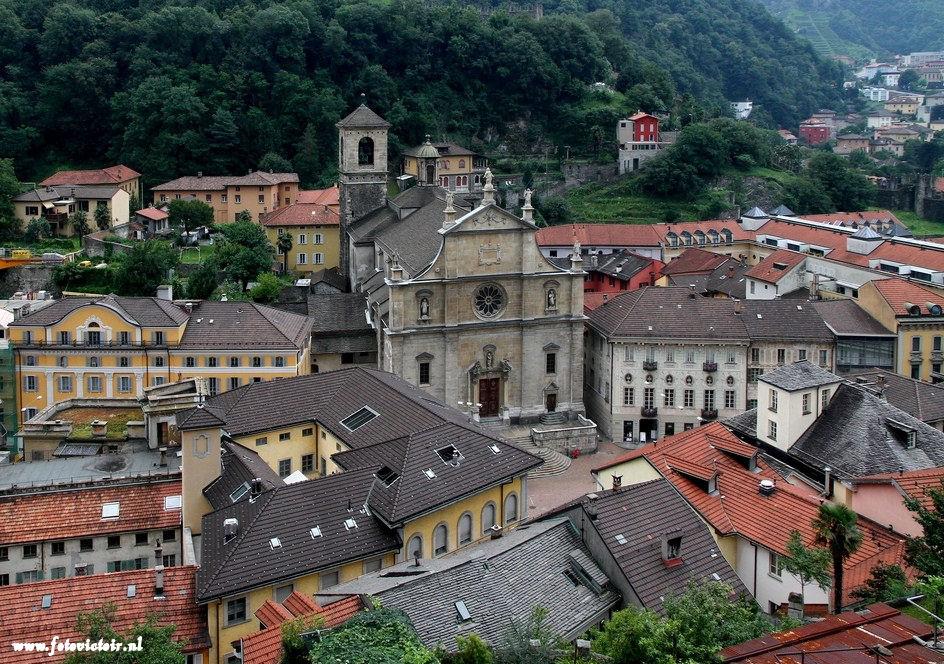 Zwitserland Bellinzona
